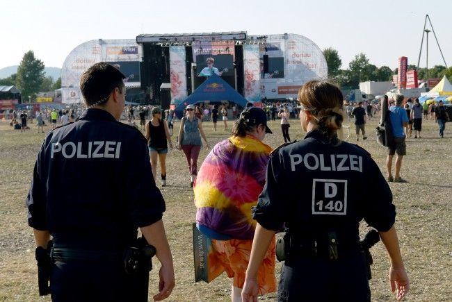 Der Missbrauch habe sich Ende Juni am Donauinselfest zugetragen