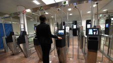 E-Gates am Flughafen Wien in Echtbetrieb