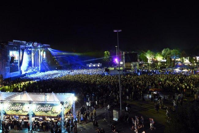 Die ersten Bands für das Frequency Festival 2018 stehen fest.