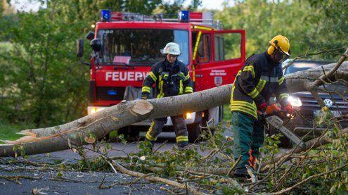 Windspitzen von bis zu 170 km/h: Föhnsturm fegte über Österreich