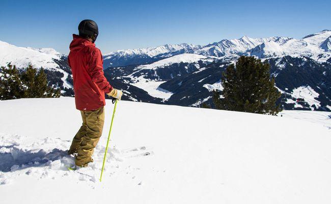 In den europäischen Sommermonaten kann man andernorts Skifahren.