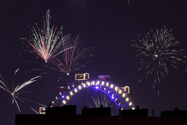In Wien lässt es sich ausgiebig ins neue Jahr feiern.