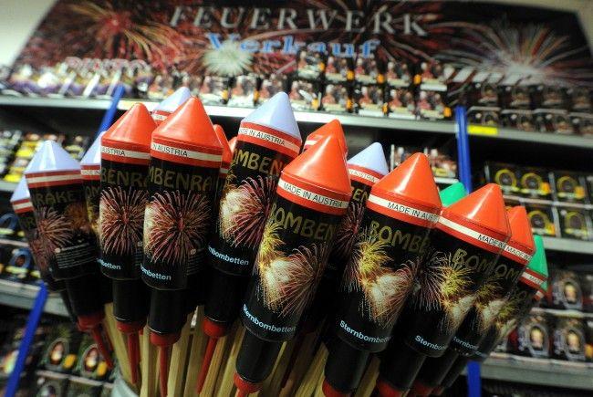 Feuerwerkskörper müssen ab diesem Jahr eine CE-Kennzeichnung aufweisen.