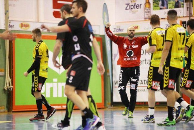 Bregenz Handball macht großen Schritt Richtung Play-off-Platz