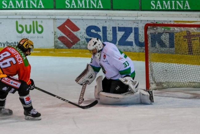 VEU Feldkirch holt Punkt, aber verlor Martin Mairitsch