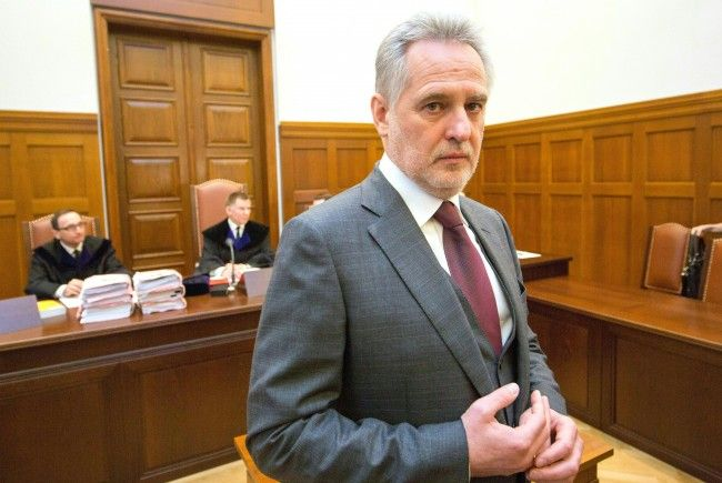 Dmitri Firtasch beschäftigt weiterhin die Gerichte.