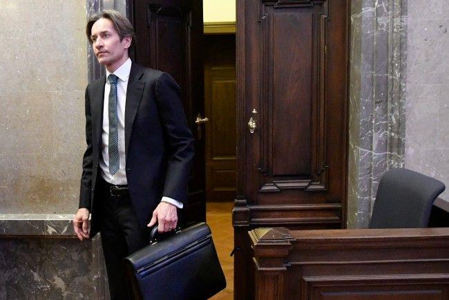 Für den ehemaligen Finanzminister Karl-Heinz Grasser dürfte es eng werden