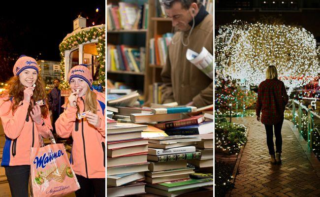In Wien finden im Dezember zahlreiche kostenlose Veranstaltungen statt.