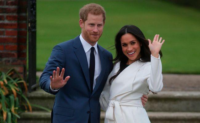 Vielleicht muss die Hochzeit von Harry und Meghan verschoben werden.