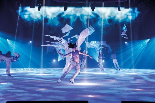 3x2 Tickets für Holiday on Ice in der Wiener Stadthalle gewinnen.