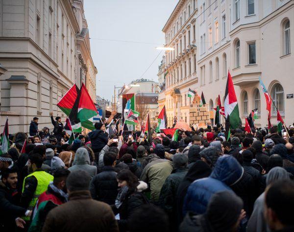 Jerusalem-Demo in Wien: Erneute Kundgebung vor US-Botschaft am Samstag geplant