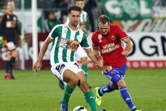 LIVE-Ticker zum Spiel SK Rapid Wien gegen SV Mattersburg.
