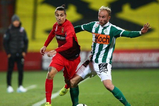 Maximilian Sax wird ab dem Sommer für Austria Wien kicken.