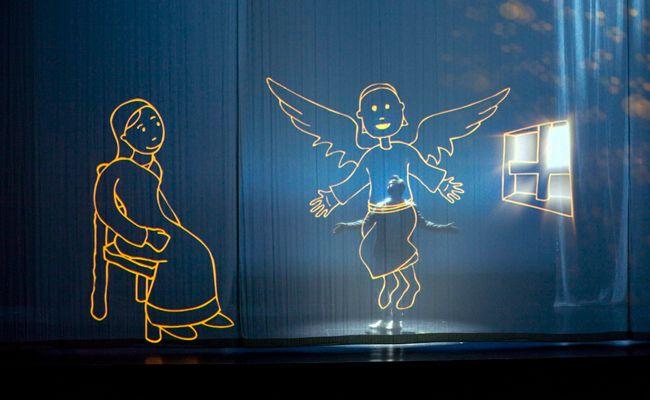 Das Neue Wiener Krippenspiel erzählt die Weihnachtsgeschichte zeitgemäß.