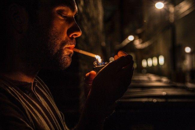 Einer der beliebtesten Neujahrsvorsätze: Mit dem Rauchen aufhören.