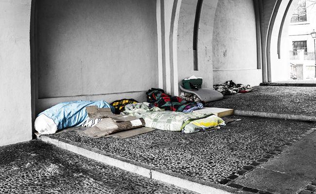 Die Doku zeigt die harte Lebensrealität auf den Straßen Wiens.