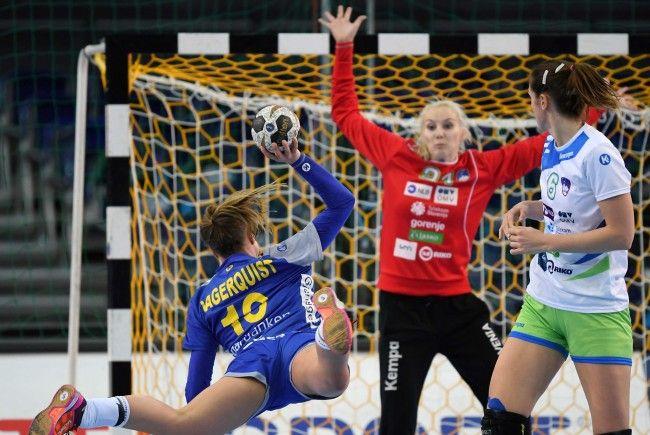 Die Schwedinnen holten den vierten Platz.
