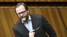 NEOS: Sepp Schellhorn ist der Spitzenkandidat
