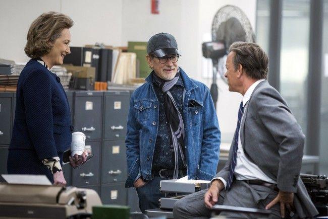 """Das Polit-Drama """"Die Verlegerin"""" von Steven Spielberg wurde zum besten Film gewählt."""