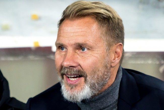 Austria Wien-Trainer Fink hofft auf Verstärkung.