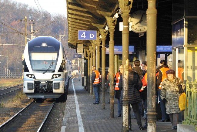 Der Westbahn-Zug musste evakuiert werden.