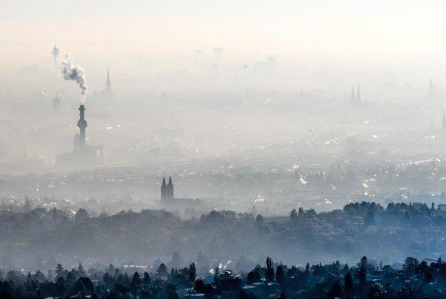 So wird das Wetter an den Weihnachtsfeiertagen in Wien.