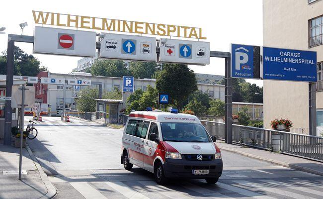 Im Wilhelminenspital gibt es zukünftig topmoderne OP-Säle und Schlaganfall-Intensivbetten.