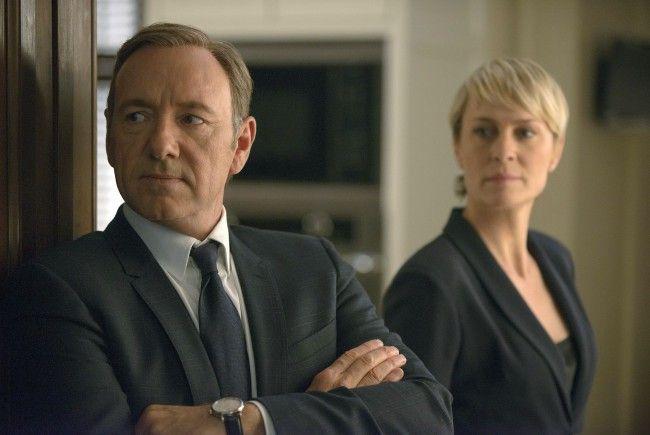 "Die Polit-Serie ""House of Cards"" bekommt eine finale sechste Staffel."