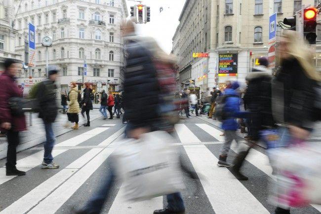 Das zweite Adventwochenende soll in Wien gut laufen.