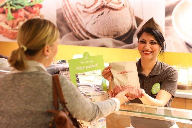 Die erste rein vegane Anker-Filiale eröffnete am Wiener Stephansplatz.