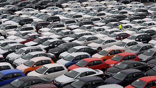 Der Autohandel präsentierte die Zulassungszahlen für 2017.