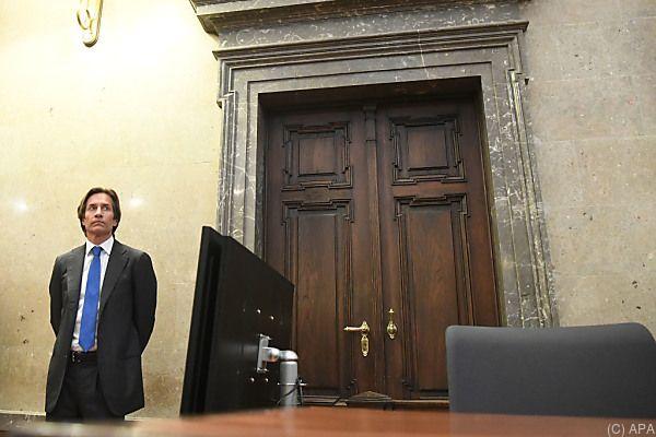 Ein Tag Pause für Grasser und die übrigen Angeklagten