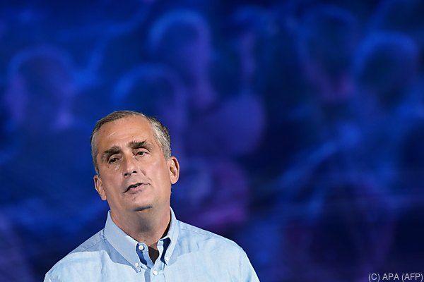 Intel-Chef Brian Krzanich