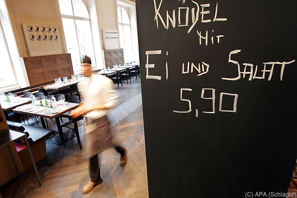 Inflation in Österreich höher als in vergleichbaren Ländern
