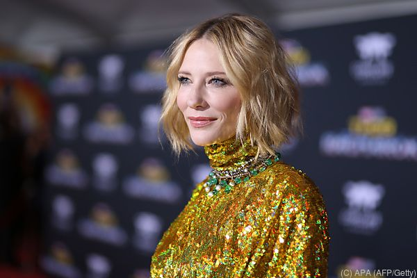 Cate Blanchett gehört der Initiative an
