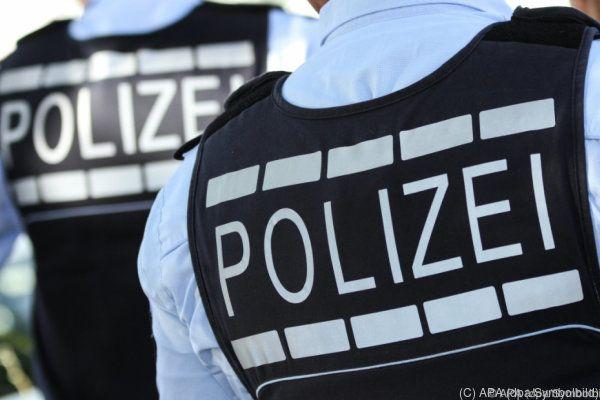 Polizei schließt ein Verbrechen nicht aus