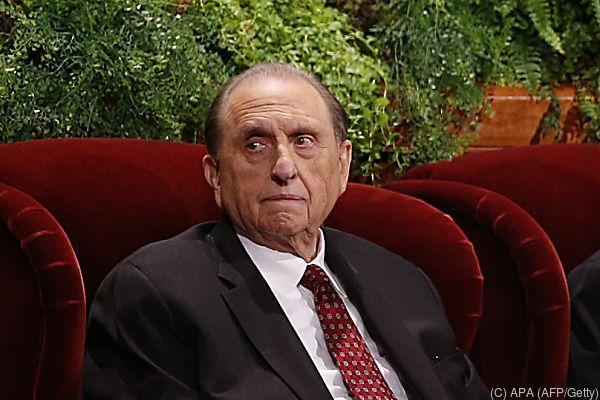 Mormonen-Präsident Thomas Monson starb im Alter von 90 Jahren