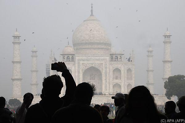 Nur noch 40.000 Inder pro Tag zugelassen