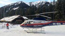 Tirol: Zwei Deutsche bei Bergtour verunglückt