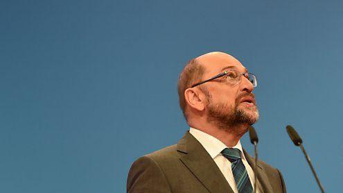 SPD stimmt über Verhandlungen für Große Koalition mit Union ab