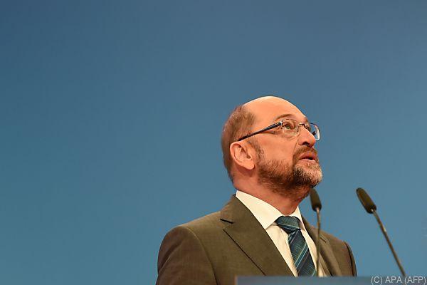 Die Entscheidung bestimmt auch Schulz' Zukunft