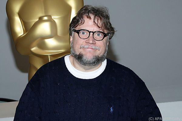 """Guillermo del Toro holte mit """"Shape of Water"""" auf US-Produzentenpreis"""