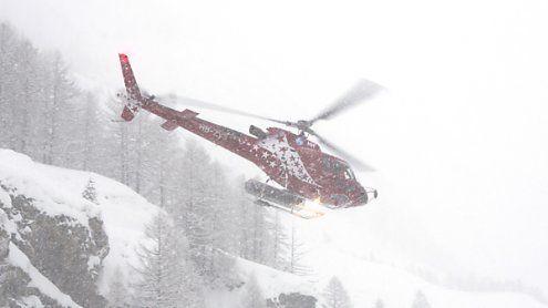 Ausnahmezustand in den Alpen: Noch mehr Neuschnee erwartet
