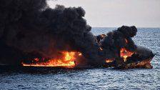 Ölteppich vor Chinas Küste verdreifacht