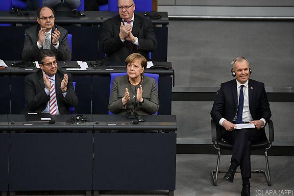 Gemeinsame Parlamentssitzungen in Berlin
