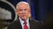 US-Justizminister von Ermittler einvernommen