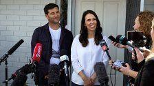 Premierministerin sorgt für Strickbewegung
