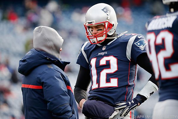 Bericht über Zerwürfnis zwischen Brady und Belichick
