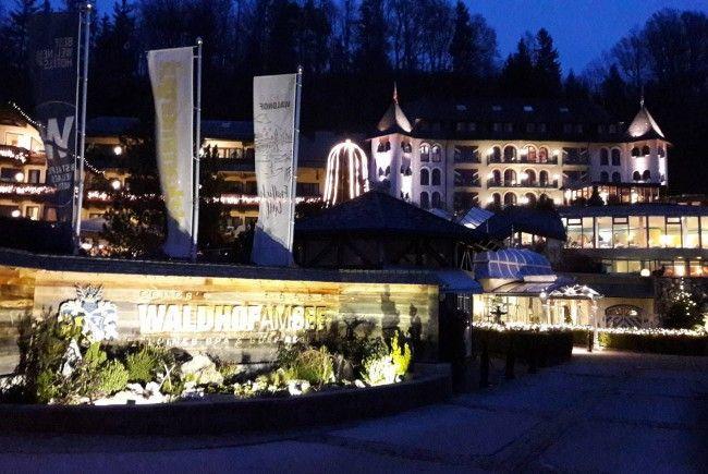 Ebner's Waldhof am See: Ein Rückzugsort für den perfekten Babymoon