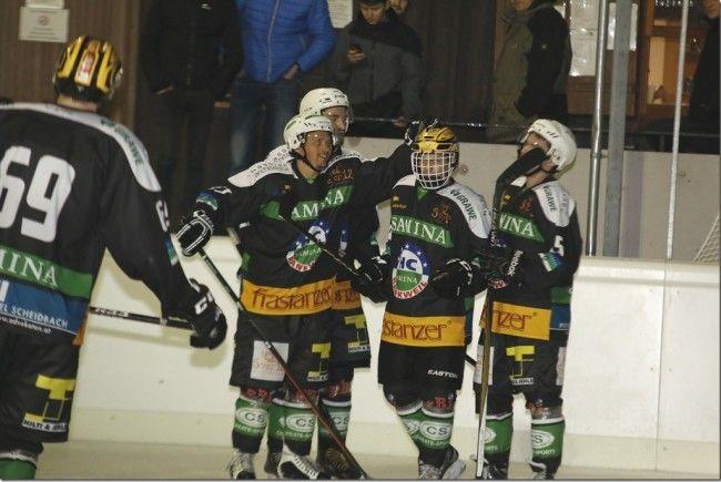 Glück und Erfolg sind kein Zufall, auch im Eishockey nicht